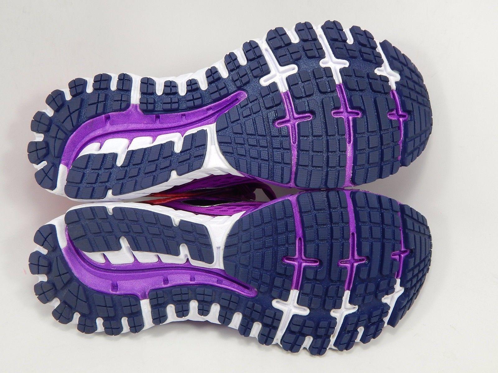 055c6d359a8 Brooks Ghost 9 Women s Running Shoes Size US 10 M (B) EU 42 Purple