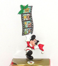 Disney Mickey Mouse Ornament Holiday Show Stopper Christmas Enesco Micke... - $34.95