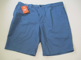 Dockers Core Flat Front Short, Federal Blue, Sz. 42 - $23.76