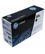 NEW Genuine HP CF280A Toner Cartridge 80A IN SEALED BOX - $54.45