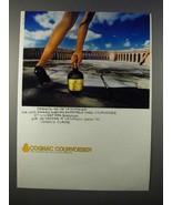 1977 Courvoisier Cognac Ad - in German - $14.99