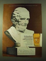 1970 Old Grand Dad Bourbon Ad - 716 Bourbons Cost Less - $14.99