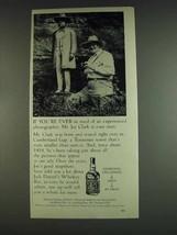 1978 Jack Daniel's Whiskey Ad - Photographer Joe Clark - $14.99