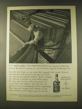 1976 Jack Daniel's Whiskey Ad - Impossible Photograph - $14.99