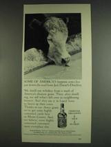 1978 Jack Daniel's Whiskey Ad - America's Happiest Cows - $14.99
