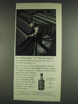 1978 Jack Daniel's Whiskey Ad - Impossible Photograph - $14.99