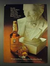 1978 Old Grand-Dad Bourbon Ad - Quality - $14.99