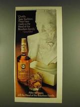 1978 Old Grand-Dad Bourbon Ad - Quality. Taste. - $14.99