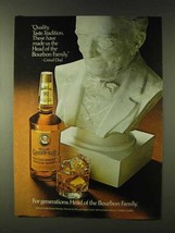 1979 Old Grand-Dad Bourbon Ad - Quality Taste - $14.99
