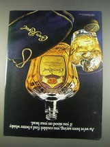 1982 Seagram's Crown Royal Ad - If Stood On Your Head - $14.99