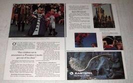 1973 Eastern Air Lines Ad - Walt Disney World - $14.99