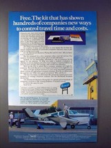 1978 Beechcraft Bonanza Plane Ad - Control Costs! - $14.99