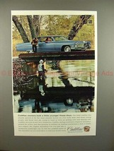 1968 Cadillac Car Ad - Owners Look a Little Younger! - $14.99
