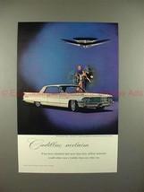 1962 Cadillac Car Ad - Cadillac Acclaim - NICE!! - $14.99