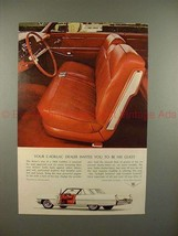 1964 Cadillac Car Ad - Dealer Invites You to be Guest! - $14.99