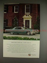 1965 Cadillac Calais Coupe Ad - More Than a New Car!! - $14.99