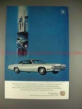 1969 Cadillac Fleetwood Eldorado Ad - Don't Choose!! - $14.99