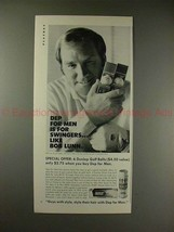1970 Dep for Men Ad w/ Bob Lunn - For Swingers!! - $14.99