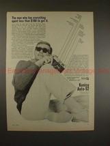 1970 Konica Auto-S2 Camera Ad - Man Who Has Everything! - $14.99