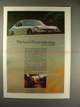 1975 Datsun 280-Z Car Ad - The Best GT in its Class!! - $14.99