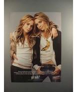 2004 Milk Ad w/ Mary Kate & Ashley Olsen, Got Milk? - $14.99