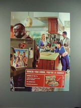 2001 Sizzle & Stir Ad w/ Mr. T - You're Family - $14.99