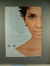 2004 Diabetes Aware Ad w/ Halle Berry - Anywhere Safe - $14.99