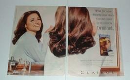 1996 Clairol Nice 'n Easy Ad w/ Julie Louis Dreyfus - $14.99