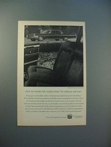1965 Cadillac Car Ad - Have You Heard The Inside Story - $14.99