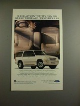 1998 Ford Explorer Limited Ad - There Are No Schedules - $14.99