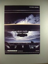 2003 Hummer H2 Ad - Find Yourself. Somewhere. - $14.99