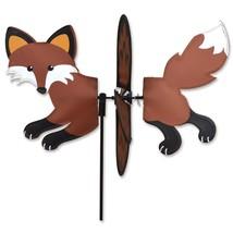 "Fox 17"" Whirligig Petite Staked Wind Spinner PR 25084 - $18.59"