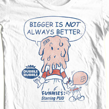 Dubble Bubble t-shirt retro candy free shipping 100% cotton graphic tee DBL106 image 1