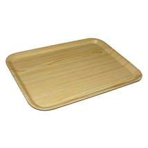 Olympia Rectangular Wooden Birch Food Tray 17.7... - $24.09