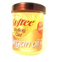 Softee Argan Oil Styling Gel 8 Oz - $0.98