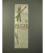 1914 Parker No 14, 20, 33 Fountain Pen Ad - A Gift! - $14.99