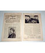 1896 Aeolian Player Piano Ad w/ I.J. Padrewski! - $14.99