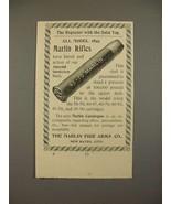 1897 Marlin Gun Ammunition 45-70 Cartridge Ad! - $14.99