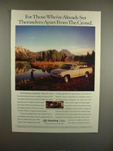 1993 Toyota T100 Truck Ad - Set Apart from Crowd! - $14.99