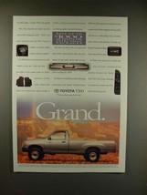 1994 Toyota T100 Truck Ad - Grand! - $14.99