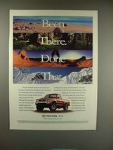 1994 Toyota 4x4 Standard Bed DX V6 Truck Ad! - $14.99
