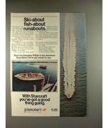 1978 Starcraft SuperSport 18 Boat Ad - Ski-About! - $14.99