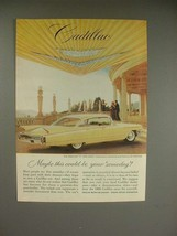 1960 Cadillac Car Ad - This Could be Your Someday! - $14.99