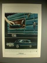 1964 Mercury Park Lane w/ Breezeway Design Car Ad - $14.99