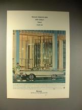 1964 Mercury Park Lane Car Ad - Unusual Elegance - $14.99