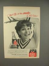 1965 Royal Crown RC Cola Soda Ad - You'll Flip! - $14.99