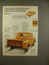 1966 GMC Pickup Truck Ad - Easy Way to Find Out! - $14.99