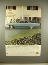 1966 Cadillac Car Ad - Those Who Try, Usually Buy - $14.99