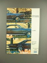 1966 Ford Galaxie 500/XL Car Ad - Great Stories - $14.99