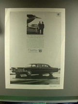 1967 Cadillac Car Ad - After 1500 Miles, He Deserves - $14.99